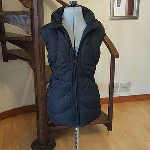 Nine West Down puffy vest size L